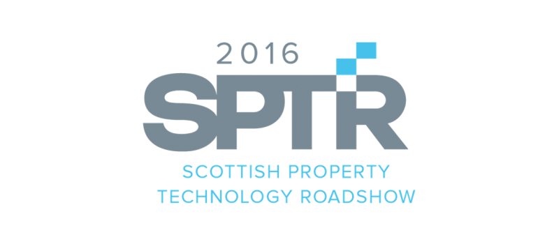 Scottish Property Technology Roadshow 2016